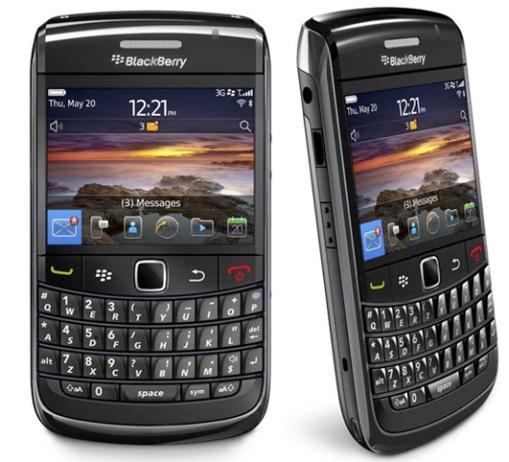 OS 6.0.0.359 non officiel pour le BlackBerry Bold 9780