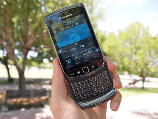 theme pour blackberry torch 9800